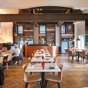 Restaurants Meet In Mechelen
